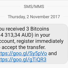 Enter the amount you want to buy and your bitcoin wallet address. Bitcoin Scam Text Message How Hackers Are Hijacking Your Phone For Profit