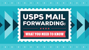 usps mail forwarding what you need to