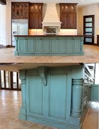 kitchens with painted cabinetsBest 25 Painted kitchen island ideas on Pinterest  Painted