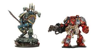 i liked collecting and painting warhammer 40k miniatures when i was a kid sure but one thing i liked more was heading to this local that always had