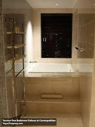 cosmopolitan las vegas terrace one bedroom. Plain Vegas Cosmo Terrace Shower Throughout Cosmopolitan Las Vegas One Bedroom