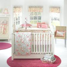 decoration peach nursery bedding large size of entrancing design baby girl ideas white color wooden