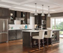 dark kitchen cabinets. Dark Gray Kitchen Cabinets By Aristokraft Cabinetry