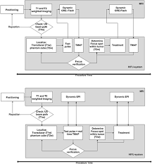 Ultrasound Intensity Chart Workflow Chart Of The High Intensity Focused Ultrasound