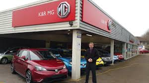new car dealership press releasePRESS RELEASE  MG Rally driver owns latests new MG dealership