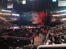 Talking Stick Resort Arena Section 106 Concert Seating