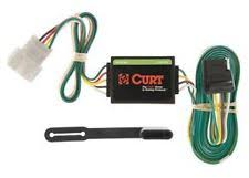 honda crv trailer wiring curt 55106 trailer hitch custom wiring harness t connector for honda cr v