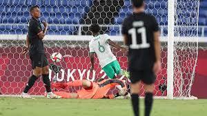 شاهد فيديو اهداف مباراة السعودية والمانيا في اولمبياد طوكيو 2020 - الشامل  الرياضي