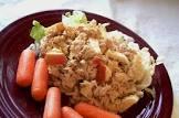 apple pecan tuna salad