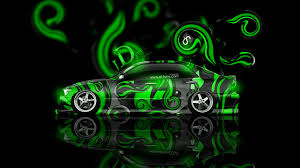 toyota altezza jdm effects abstract car