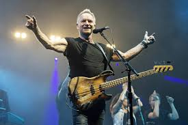 Sting Re-Records His Hits: 'They Are Not Holy Relics.' - WSJ
