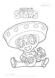 Poco Brawl Stars Brawl Brawlstars Draw Drawings Howto