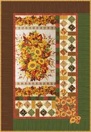 Seasonal Bouquet - Wall Hanging and Tablerunner Free Pattern ... & Seasonal Bouquet - Wall Hanging and Tablerunner Free Pattern: Robert  Kaufman Fabric Company Adamdwight.com