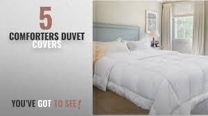 top 10 comforters duvet covers 2018 adoric hotel quality luxury soft microfiber duvet cover set