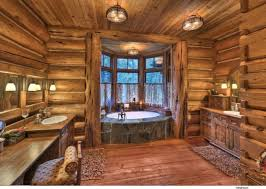Rustic Bathroom Design Impressive Design