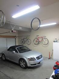 let there be light the garage mahal 2 with the new t8 lights