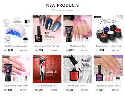 Modelones <b>3Pcs</b>/<b>Lot</b> Matte <b>Top</b> Coat Color Gel Nail Set DIY Nail ...