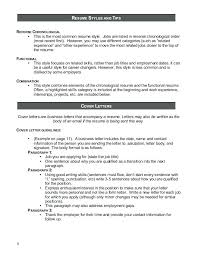 Job Category On Resume How To Write A Cover Letter For An Teaching