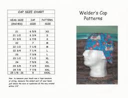Welders Cap Hat Pattern By Valentine1955 On Etsy Welding
