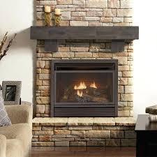 corner gas fireplace insert mantel designs ventless lp s nat