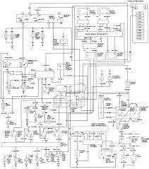 Wiring diagram power distribution schematic diagram 56 2003 ford