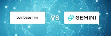 In terms of features, coinbase pro wins. Coinbase Pro Vs Gemini Crypto Exchange Comparison 2021