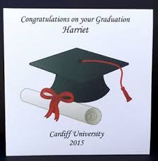 Personalised Congratulations On Your Graduation Card Friend Son
