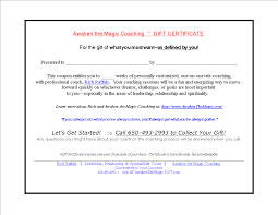 Gift Certificate Word Templates At Allbusinesstemplates Com