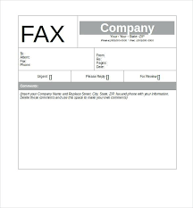 Confidential Fax Cover Sheet. Confidential Fax Cover Sheet 8 Free ...