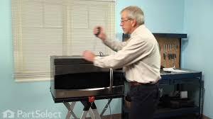 Ge Profile Microwave Repair Microwave Repair Replacing The Halogen Light Bulb Ge Part