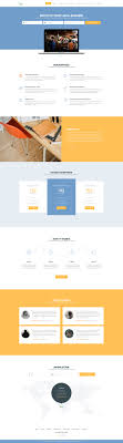 Business Website Templates Top 24 Free Agency Business Website Template PSD In July 24 23