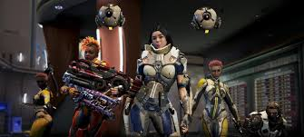 Arena Shooters Are Dead Lawbreakers And Quake Champions