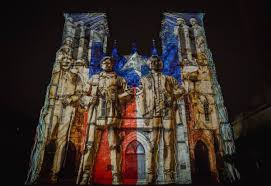 San Fernando Cathedral Light Show Times 2019 Sanfernandocathedral Hashtag On Twitter