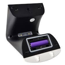 Led Solar Lamp White 3 Watt 4000k Ip65 With Motion Sensor Intoled