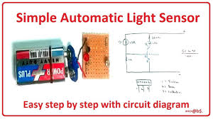 How To Make A Simple Light How To Make Simple Light Sensor Easy At Home Step By Step With Circuit Diagram