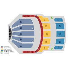 Keller Auditorium Portland Tickets Schedule Seating