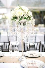 shining candelabra centerpieces wedding chandelier unique glass for weddings uk
