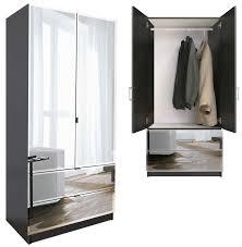 large armoire wardrobe wardrobe closet armoire with mirror