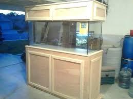 gallon aquarium stand double plans 55 fish tank diy for gal
