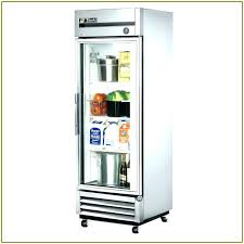 gorgeous glass front refrigerator residential refrigerator with