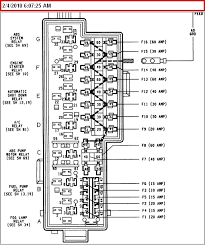 96 jeep cherokee fuse panel diagram efcaviation com 1996 jeep cherokee fuse box under hood at 1996 Jeep Cherokee Sport Fuse Box Diagram