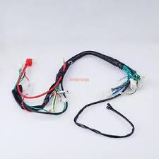 wiring harness loom for chinese atv quads go kart 50cc 70cc 90cc image is loading wiring harness loom for chinese atv quads go