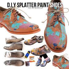 diy splatter