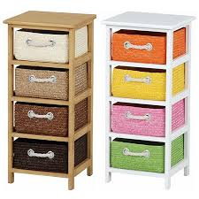 storage chest with drawers. Laundry Chest Storage Wicker Basket Slim 4-drawer (storage Rack Case Living Toy Box Toilets Sanitary Children\u0027s Room Cart Tallboy With Drawers N