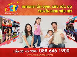 Truyền hình cáp SCTV Hà Nam