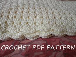 Easy Crochet Baby Blanket Patterns Extraordinary Easy Crochet Baby Blanket Patterns Free Luxury When Can Babies Sleep