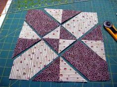 Disappearing 4-patch Tutorial | Quilts, Quilts, Quilts | Pinterest ... & Disappearing 4 Patch tutorial. Quilting PatternsQuilting ... Adamdwight.com