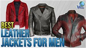 10 best leather jackets for men 2018