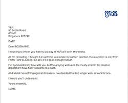 Angry Resignation Letter Ideal Vistalist Co Format Australia ...