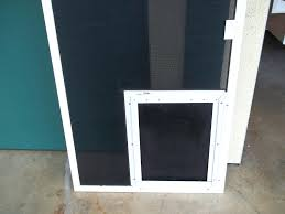 diy dog doors. Sliding Door Dog Insert We Repair And Replace Screen Doors Diy